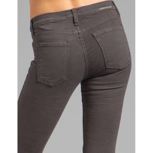Current/Elliott Jeans - Current Elliott The Ankle Skinny in Licorice
